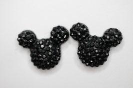 Glitzer Mickey small