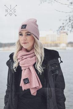 Ingeborg Schal pink