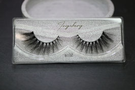 Lashes Silver No 102