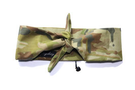 Haarband Bandana Camouflage