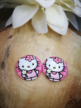 Hello Kitty Pink Blume