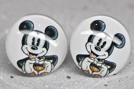 Mickey Smile Heart