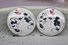 Mickey und Minnie Love