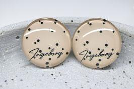 Ingeborg Ohrringe hell Dots