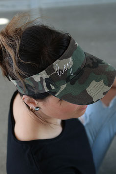Halbcap Camouflage