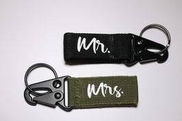 Mr & Mrs Schlüsselanhänger 2