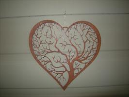 Herzhänger Lebensbaum