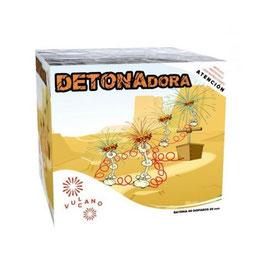 BATERÍA 49 DISPAROS DETONADORA