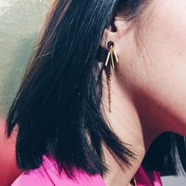 Boucles d'oreilles *Rosie*