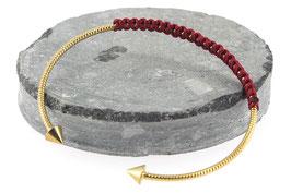 Bracelet Lisa   Rouge