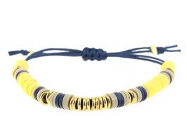 Bracelet Anya - Jaune