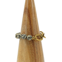 Bracelet *Maillons* | Dalmatien