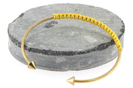 Bracelet Lisa   Jaune