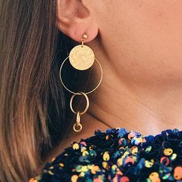 Boucles d'oreilles *Lima*
