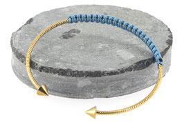 Bracelet Lisa   Bleu Clair