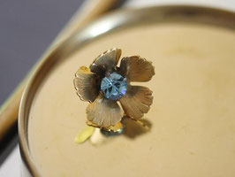 Pin's *Flower | Turquoise*