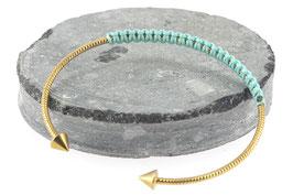 Bracelet Lisa   Bleu ciel