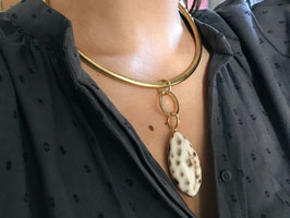 Collier Jonc | Coquillage