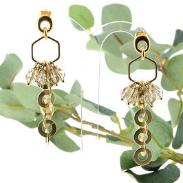 Boucles *Hexagone - Champagne*