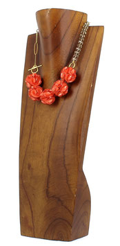 Collier * Tutti Frutti * - Orange