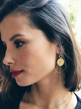 Boucles d'oreilles *Kate*