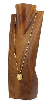 Collier * Médaille Jane *