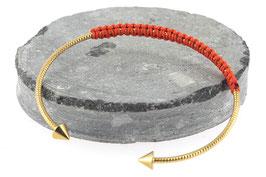 Bracelet Lisa   Orange