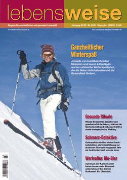 Ausgabe Dez.10/Jän. 2011