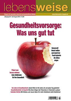 Ausgabe Juli/August 2012