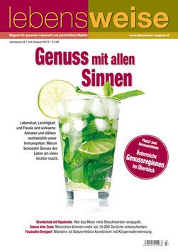 Ausgabe Juli/August 2013