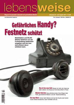 Ausgabe Juli/August 2011