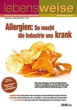 Ausgabe Jänner - Feber 2013