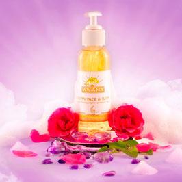 Happy Face & Body- milde Reinigung für sensible Haut