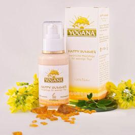 Happy Summer - natürliches Hautpflege für sonnige Tage