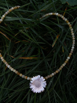 Neu Gänseblümchen Collier