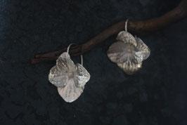 Hortensien Ohrhänger groß