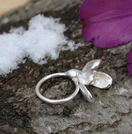 Schneeglöckchen Ring