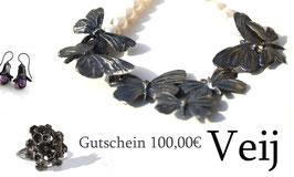 VEIJ Schmuck 100,00€ GUTSCHEIN