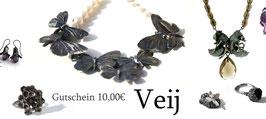 VEIJ Schmuck 10,00€ GUTSCHEIN