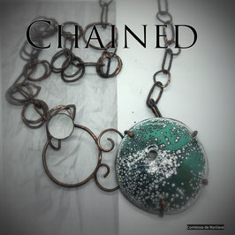 Chained part of the Tribal collection
