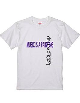 【7prizm music】 オリジナルTシャツ