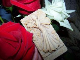ПРОДАНО Женщина-эльф в цветочном саду.