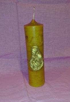 """9.  """"Мария с маленьким Иисусом в золотом Ореоле"""""""