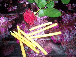8 А. Восковые свечи ручной работы