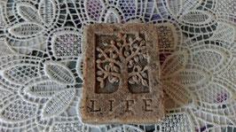 """1TS. Дерево с надписью """"Life"""" (жизнь)"""