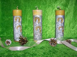 10. Путники Иосиф, Мария и Иисус к Рождеству
