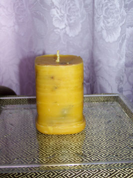 9AK. Адвентская свеча квадратная