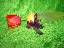 4 AQ. Пасхальное яйцо с фиолетовой ленточкой
