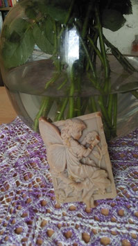 Эльф с цветком Продано