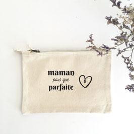 Pochette - Maman plus que parfaite